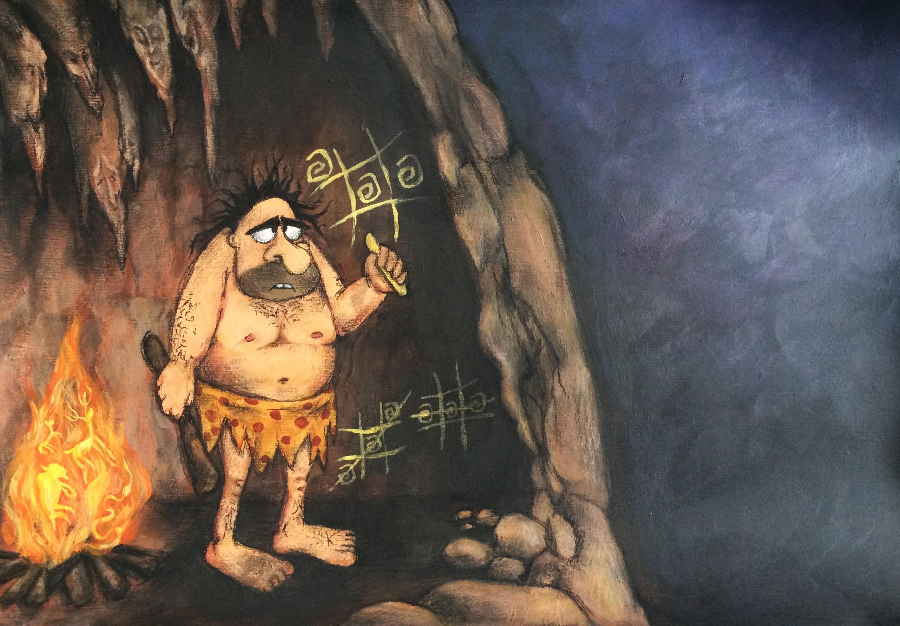 CavemanDoodles